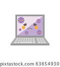 電腦人物病毒 63654930