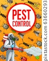Agricultural pest control, insects extermination 63660293