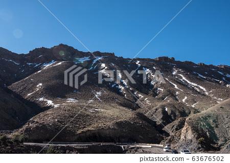 아틀라스 산맥 주파 63676502