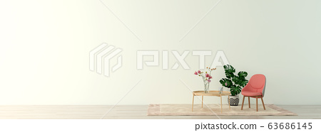 beautiful living room  63686145