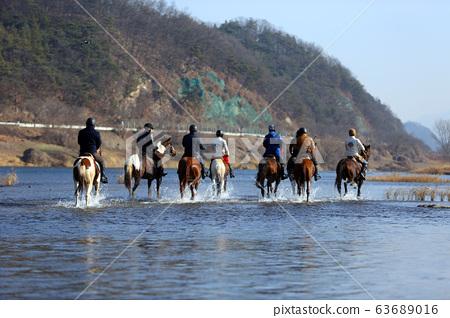 騎馬 63689016