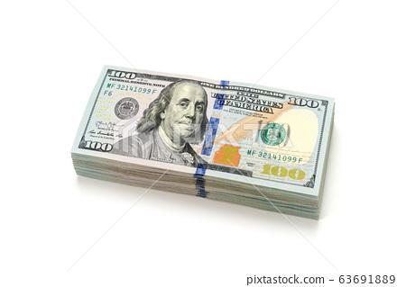 100美元的賬單 63691889