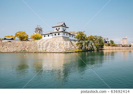 Imabari Castle in Ehime, Shikoku, Japan 63692414