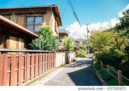 Tetsugaku no Michi (Philosopher's Walk) in Kyoto, Japan 63700925