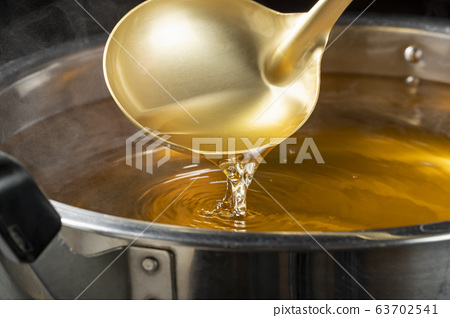 Soup stock 63702541