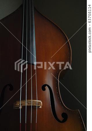 低音提琴 63708114