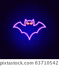 Bat Neon Sign 63710542