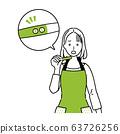 婦女使用妊娠試驗 63726256