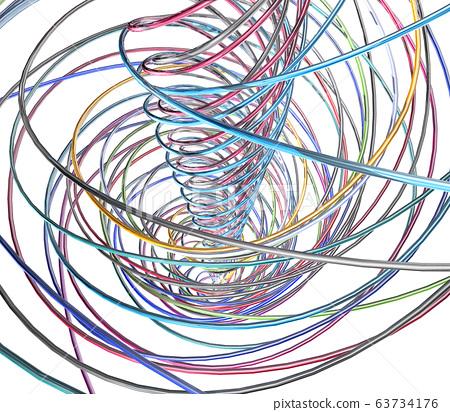 A spiral 63734176