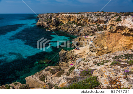 Wonderful seewater in Favignana 63747784