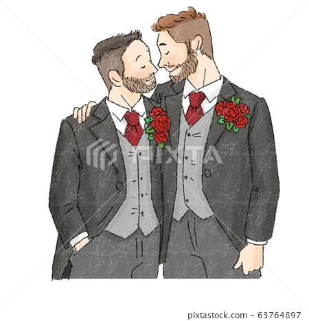 舞會,同性,男性 63764897