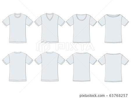T-shirt_tem 63768257