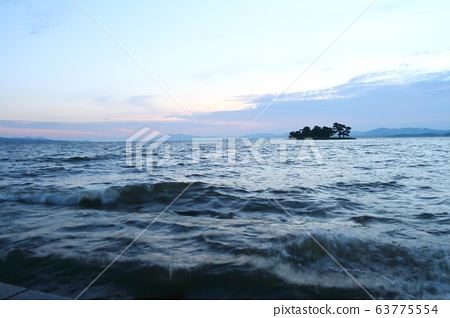 Lake Shinji Sunset 49 63775554