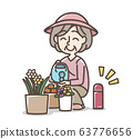 Granny watering canteen 63776656