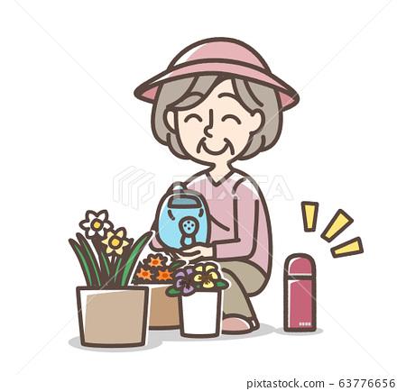 奶奶澆水食堂 63776656