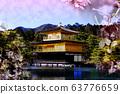 Kinkaku Temple 63776659