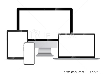 Responsive Web Design Presentation on Devices 63777466