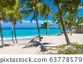 Cuba Varadero Beach Tropical Background 63778579
