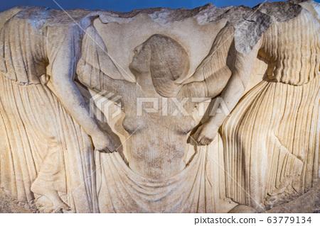 로마 국립 박물관 루도비시의 왕좌 63779134