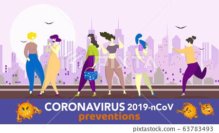 Corona virus 2019 symptoms and prevention 63783493
