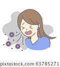 Women who cough 63785271