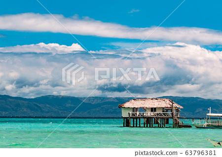 Manjuyod White Sandbar, Philippines, Negros Island 63796381