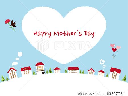 Cityscape Landscape Mother's Day 63807724
