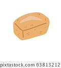 Bread, bakery, bakery 63813212
