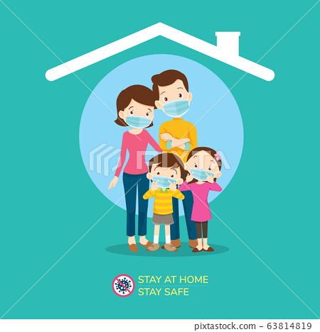 stay at home stay safe,Corona virus ,covid-19 63814819