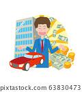 รวยรวยรวยรวยรวยประธานประสบความสำเร็จ 63830473
