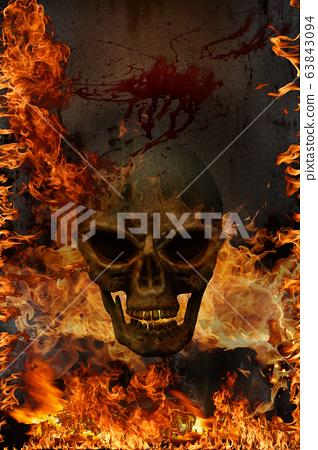 Halloween Concept 63843094