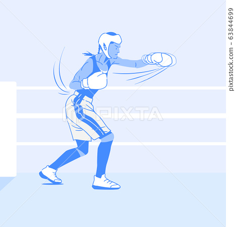 Sports Athletes silhouette illustration 028 63844699