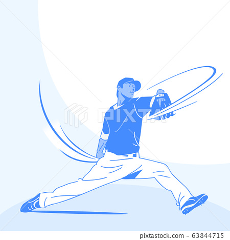 Sports Athletes silhouette illustration 006 63844715