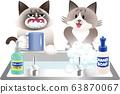 Cat gargle and hand wash 63870067