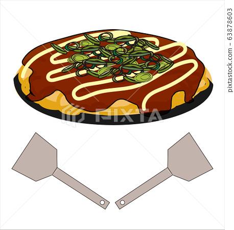 Okonomiyaki and Hera 63878603