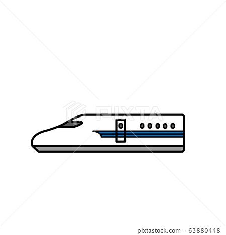 子彈頭列車 63880448