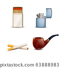 smoking set 63888983