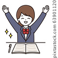 Student girl 63901120