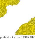 康乃馨框架(黃色) 63907387