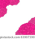 康乃馨框架(粉紅色) 63907390