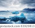 Jokulsarlon glacier lagoon 63920813