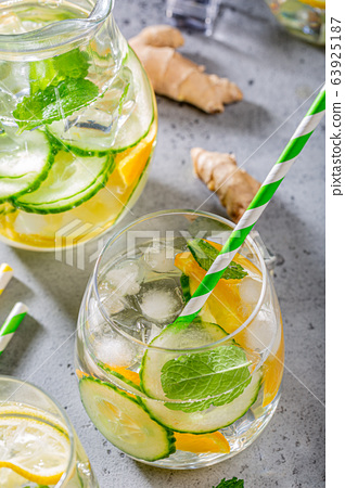 Summer healthy cocktails 63925187