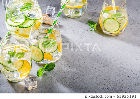 Summer healthy cocktails 63925191