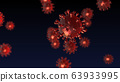 Pandemic Spread of Corona Virus aka Sars Cov-2 Virus Covid 19 63933995