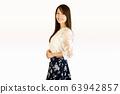 Woman smile OL 63942857