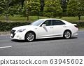 Car Run Sedan 63945602