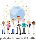 醫療團隊與世界的聯繫 63948487