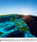 Philippines islands background 63963654