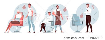 Barber Concept Set  63966995