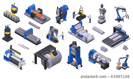 Metal Industry Set 63985186
